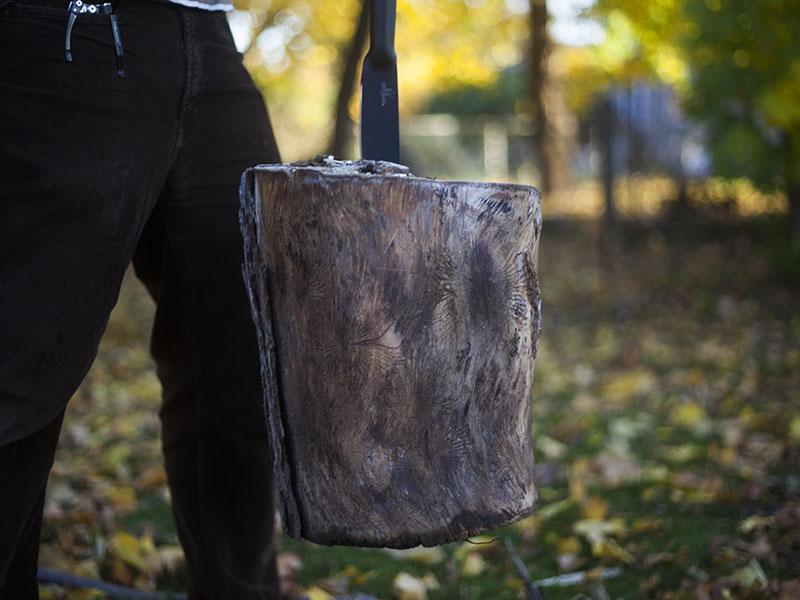 outdoor gear review cold steel bushman survival spear knife