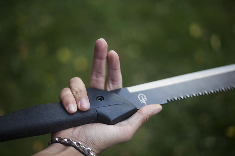 machete knife outdoor fixed blade knife review gear survival