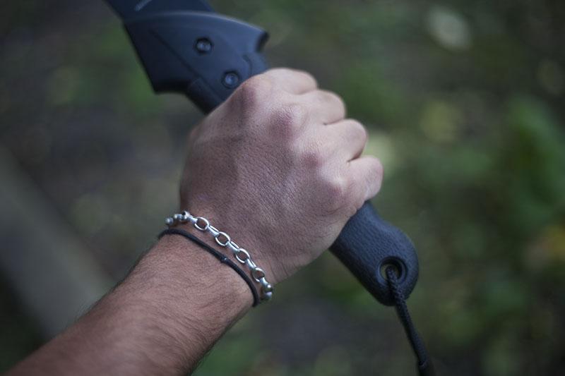 survivalist prepper blog gear outdoor gerber machete gator review