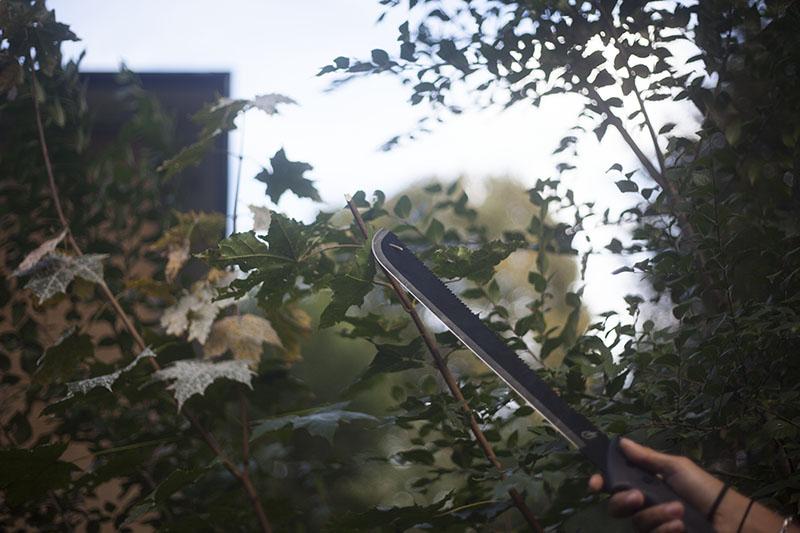 gerber gator machete knife review outdoor fixed blade gear