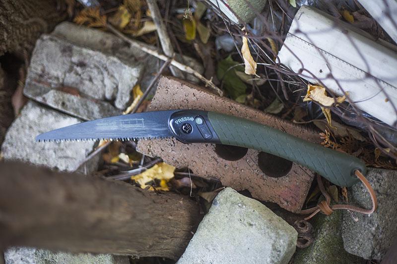 Bahco Laplander Folding Bushcraft Hand Saw Review