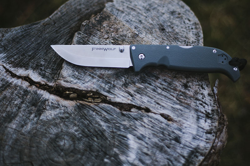 cold steel finn wolf review survival folding knife pocket edc