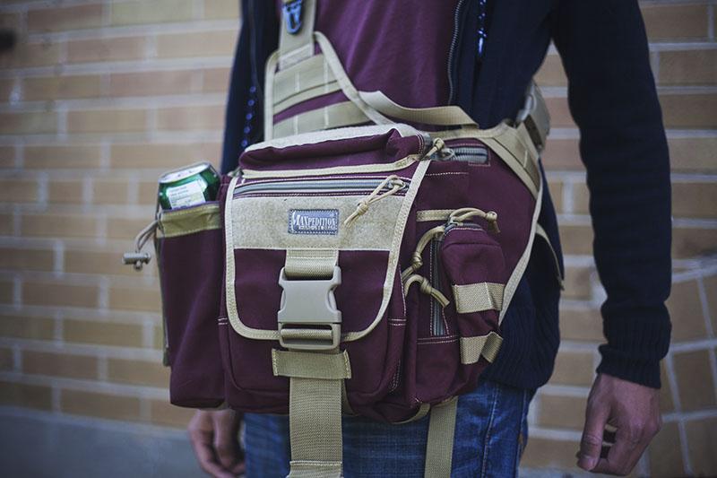 heavy duty edc bag maxpedition jumbo versipack review mtjsblog