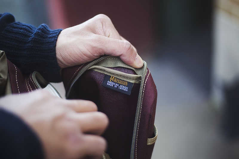 survival gear maxpedition review jumbo versipack shoulder bag edc