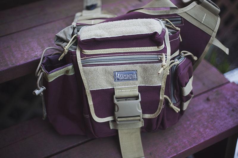 maxpedition jumbo versipack review edc bag overbuilt gear