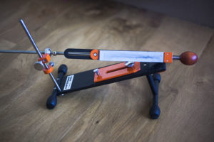 Hapstone Pro Manual Knife Sharpener Review