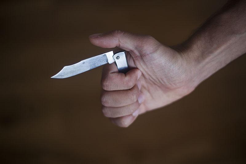 everyday carry pocket knife folder uk legal douk-douk slip joint