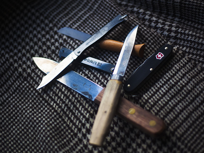 historical knives survival gear blog knife collection old
