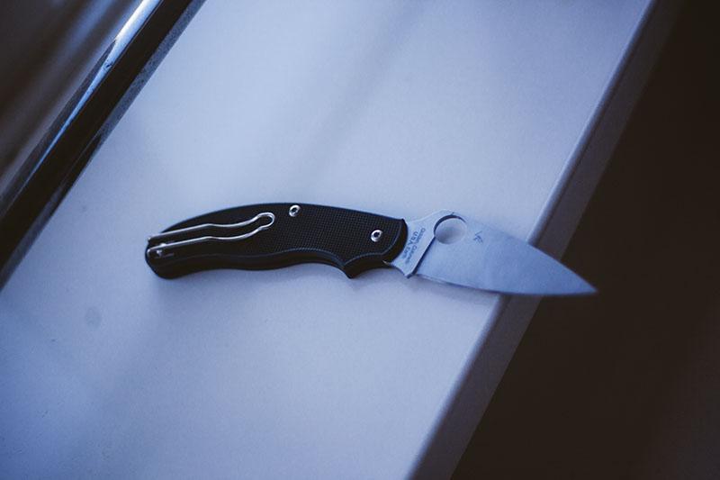 spyderco ukpk uk legal penknife review everyday carry folder edc