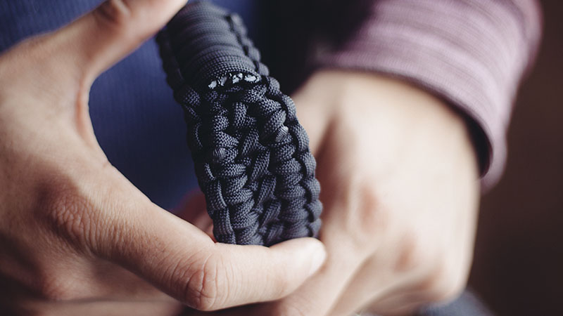 everyday carry paracord belt review rattlerstrap best edc belt
