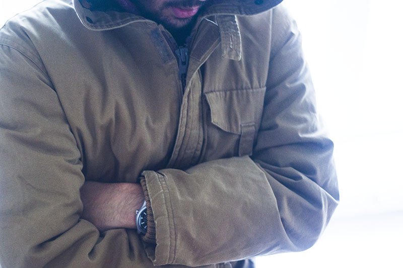 how to prevent hypothermia staying warm indoors outdoors
