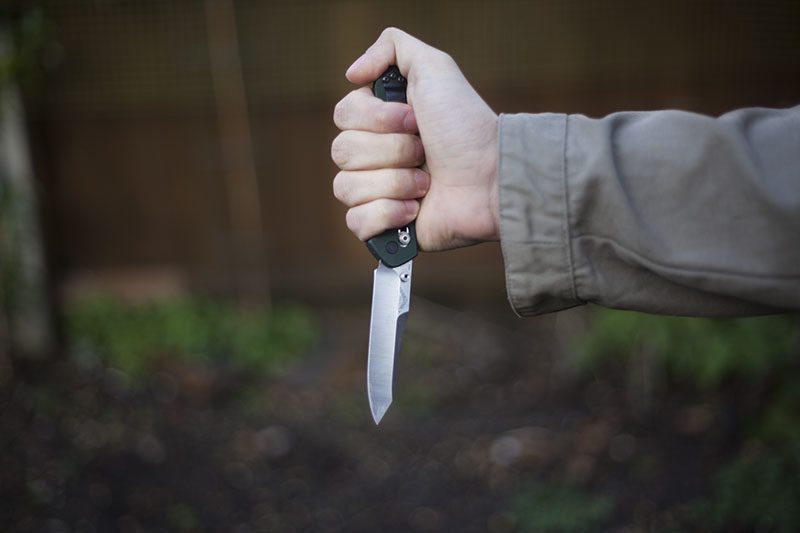 testing pocket knife review survival blog benchmade 940 osborne