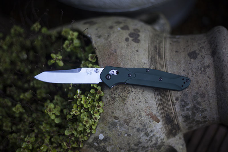 benchmade osborne 940 folding edc knife review lightweight