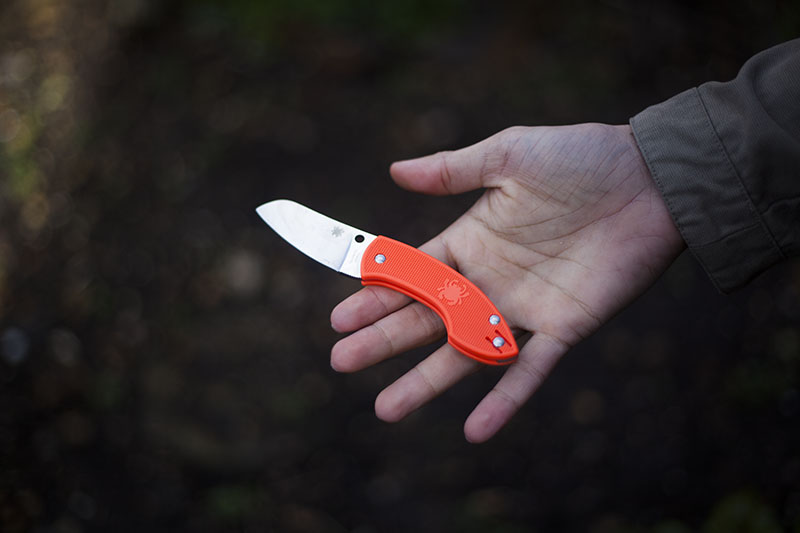 spyderco pingo slip joint review uk denmark legal knife folding edc
