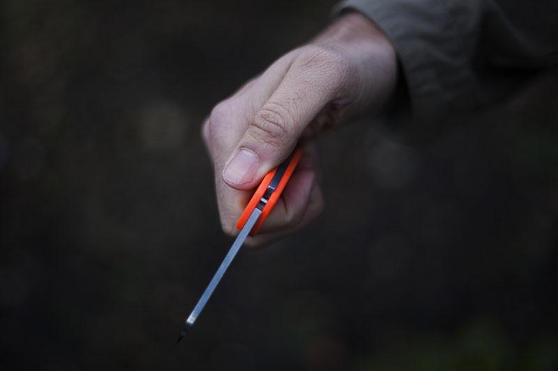 edc everyday carry folding knife review survival blog spyderco pingo