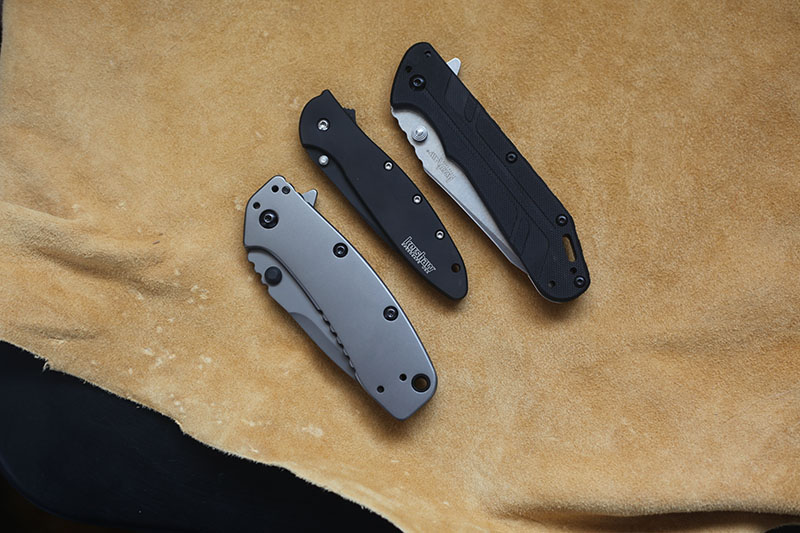 kershaw knives best folding edc pocket knife top list