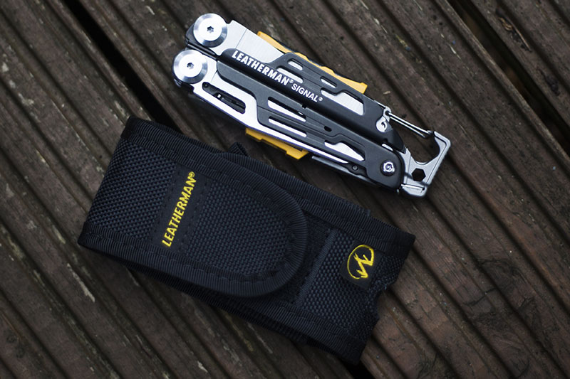 everyday carry survivalist prepper outdoorsmen edc gear leatherman review