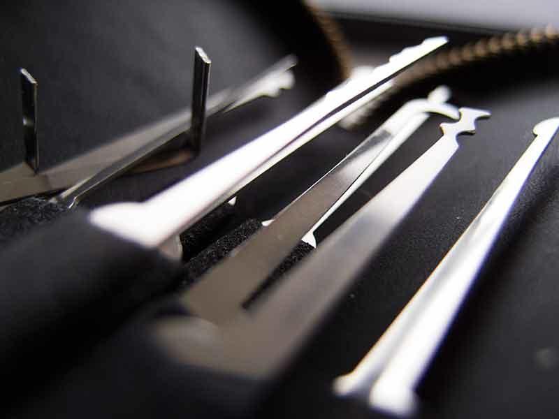 SouthOrd PXS-14 USA-Made 14 Piece Lock Pick Set Review