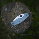 Spyderco Sage 2 Titanium Plain Edge Knife Review