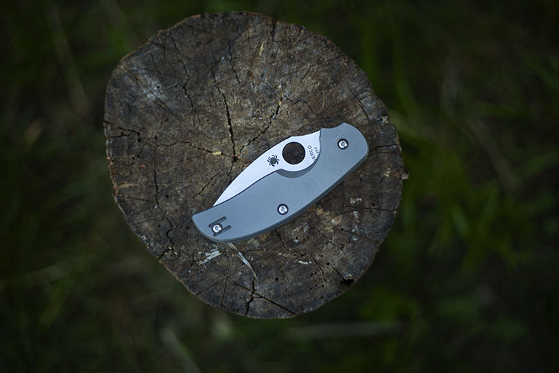 best titanium folding knife