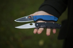Spyderco Tenacious G-10 Plain Edge Knife Review