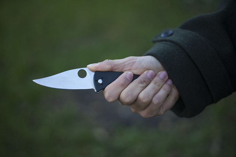 knife review more than just surviving tenacious