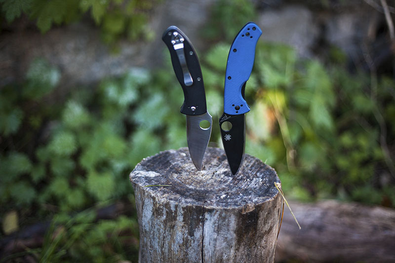 more than just surviving spyderco tenacious knife review