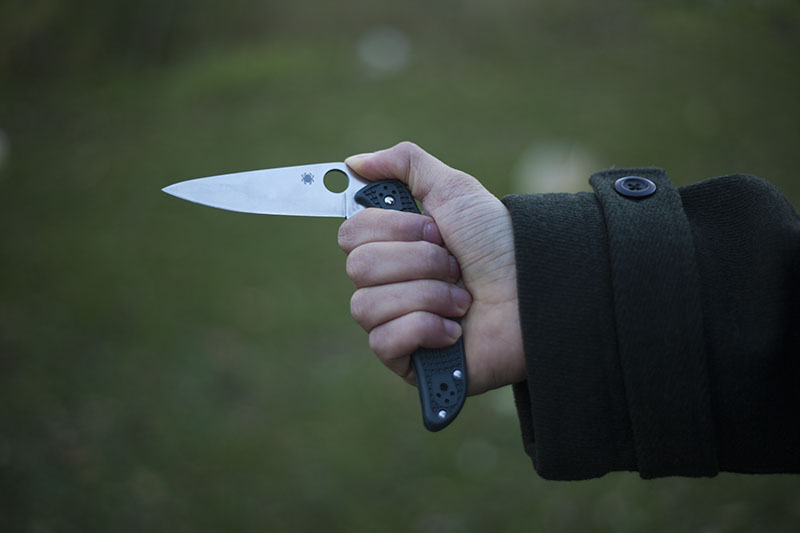 survival blog spyderco endura 4 ffg review