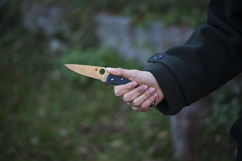 survival blog knife review edc spyderco endura 4