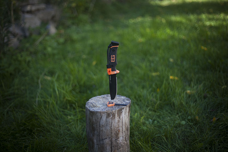 gerber bear grylls survival knives