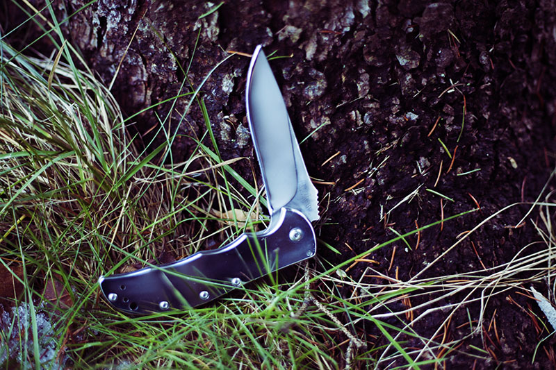more than just surviving framelock kershaw volt ss review