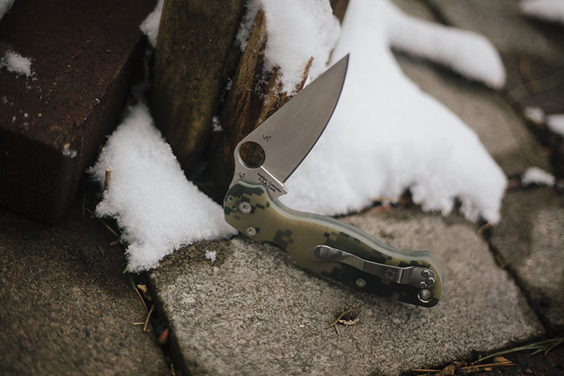 para military 2 knife review survival blog review