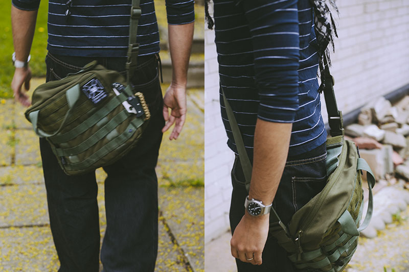 prepper blog edc everyday carry bag condor