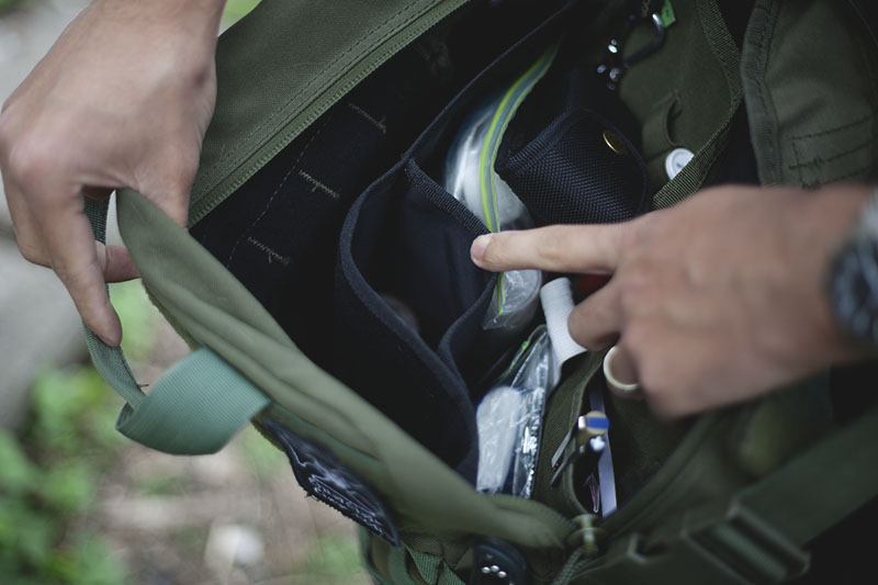 more than just surviving condor gear bag 157 review