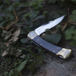 Buck 110 Folding Hunter Knife Review