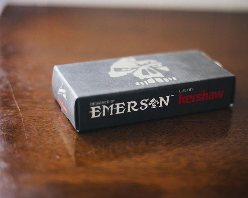 kershaw emerson partnership cqc-6k box