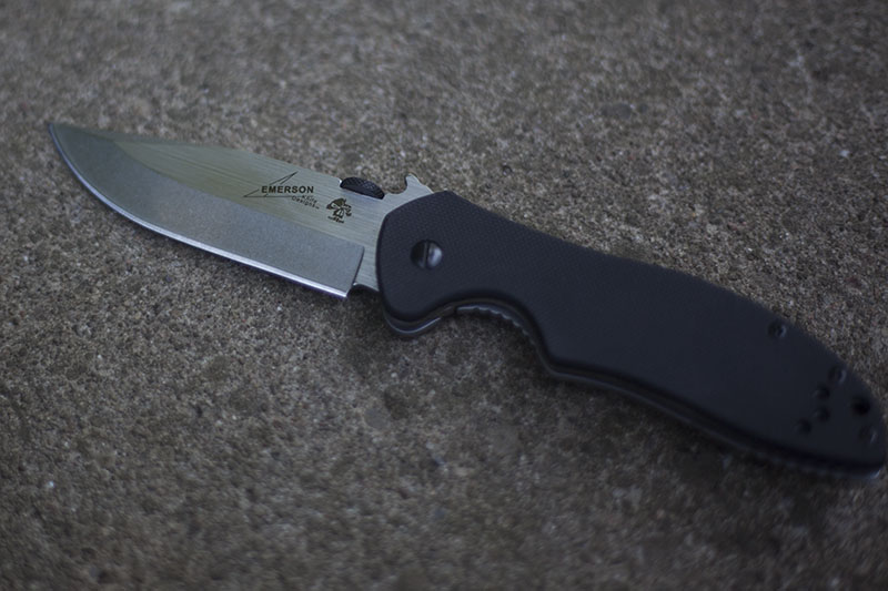 emerson kershaw cqc-6k folding knife 2014