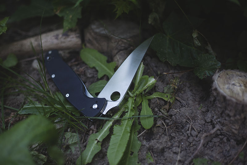 spyderco resilience prepper gear knife review