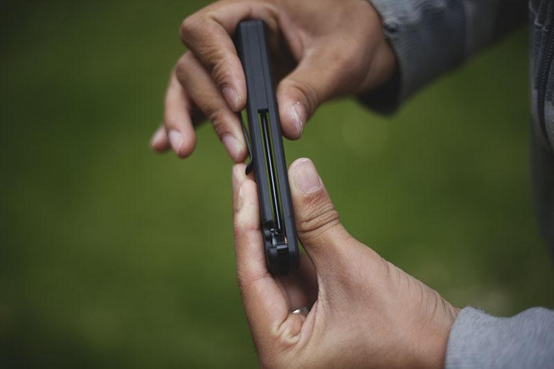 survival blog review crkt hissatsu folder tactical knife