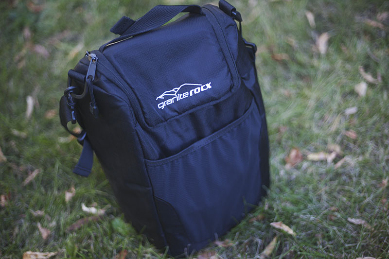 camping gear granite rocx tahoe backpack cooler review