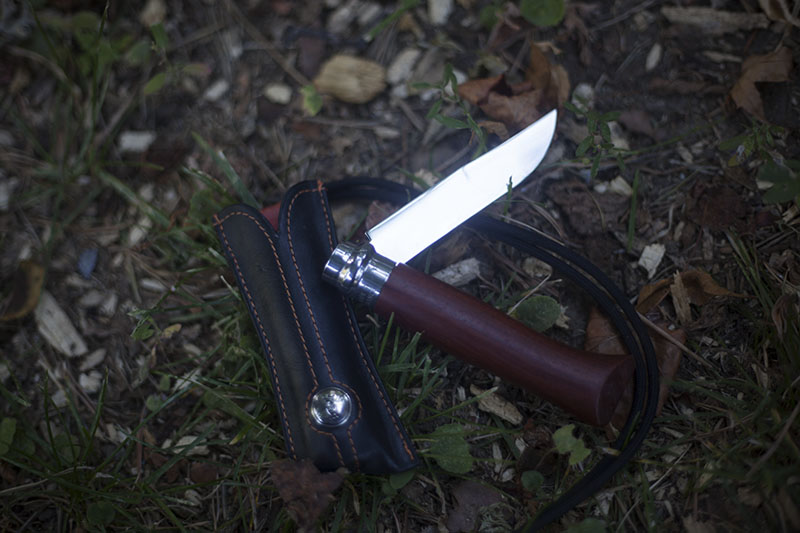 opinel no 8 historical folding pocket knife edc