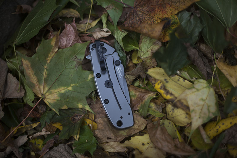 kershaw cryo 2 review flipper edc knife