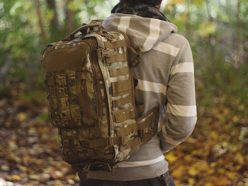 three day overnight carry backpack hazard 4 switchback review