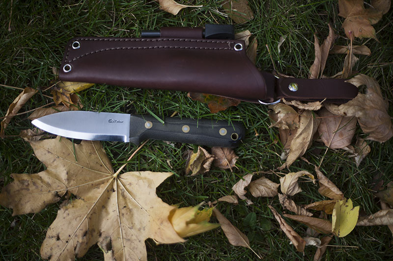 l.t. wright genesis bushcraft knife review more than just surviving