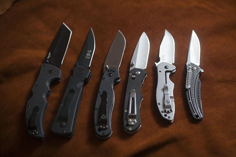 survival blog knife drop feature