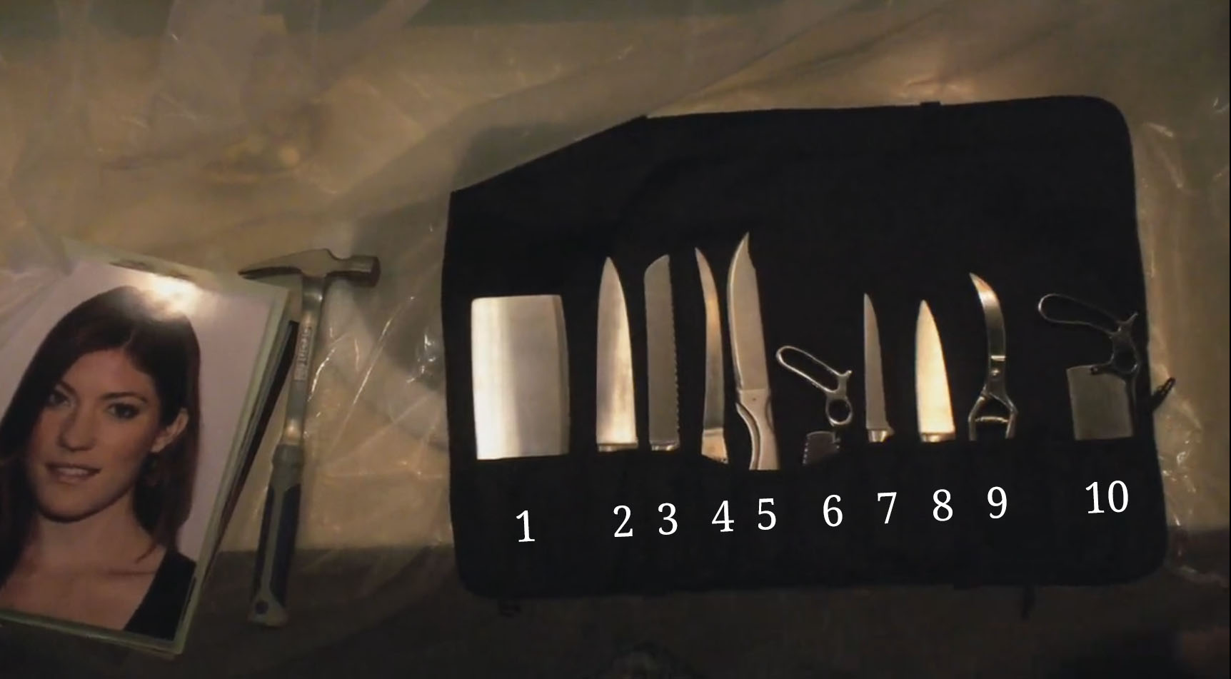 knives used on the tv show dexter