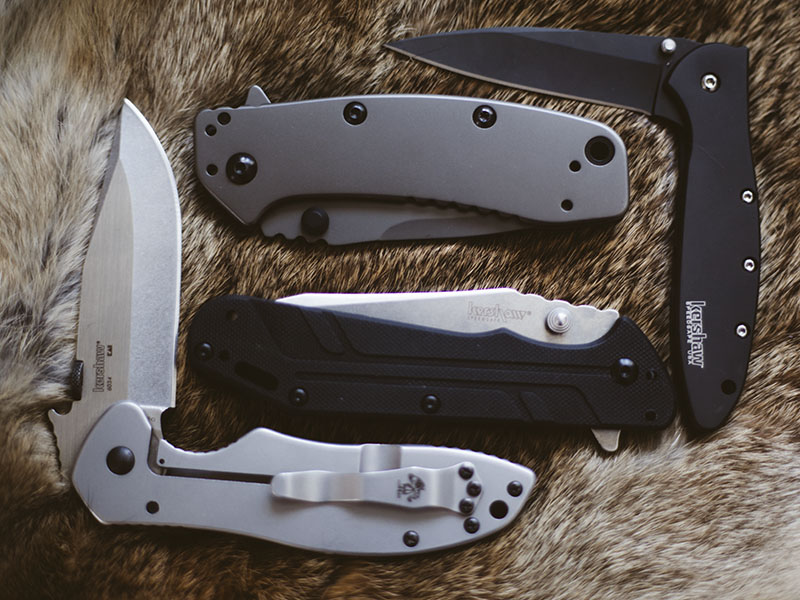 kershaw-knife-collection-favourites