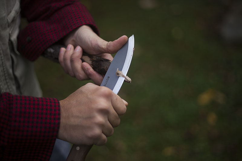 survival knife condor bushlore review more than just surviving