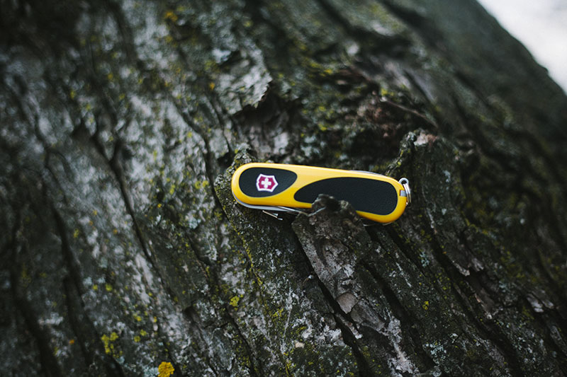 victorinox wenger evogrip s18 muti-tool review swiss army knife