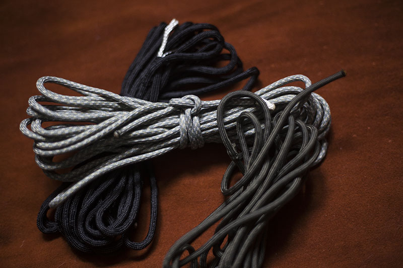 parts of paracord types guide more than just surviving